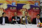 Ramiro Varela Marmolejo, presidente de la Federación Colombiana de Atletismo