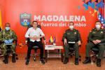 Gobernación, Magdalena, Santa Marta, Policia, Ejercito