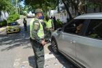Se aplicarán las medidas previstas por el Código Nacional de Seguridad y Convivencia Ciudadana