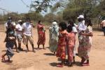 La situación humanitaria derivada de la falta de agua y alimentos, se ha exacerbado para las comunidades en tiempo de pandemia.