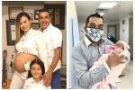Checo Acosta, papá a los 55 años
