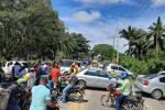 Continúan la protesta por parte de la población de El Retén por la tarifa diferencial para los habitantes de la zona