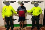 """Policía Nacional capturó a alias """"joche"""", presunto responsable del homicidio de una persona en San Marcos, Sucre"""