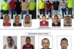 """Policía Nacional en Sucre desmantela a banda delincuencial denominada"""" La resurrección"""