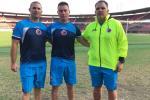 Los técnicos uruguayos dirigieron 11 fechas y ganaron 11 puntos