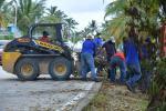 Huracán ETA en San Andrés