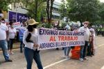 Los afectados exigen una pronta solución de la Alcaldía de Barranquilla.