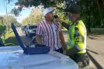 Más de 2 mil policías en las carreteras de Córdoba