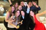 Celebración fin de año Lina Tejeiro