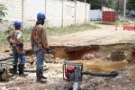 Daño en tubería deja sin servicio de agua al 50% de Cartagena