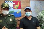 Director del Gaula Nacional llego a Sucre con el fin de contrarrestar el accionar criminal de grupos delincuenciales.