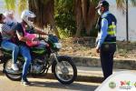 El organismo de tránsito recuerda que incumplir esta Resolución proferida por el Ministerio de Transporte y las normas del Código Nacional de Tránsito y Transporte sobre el uso del casco.