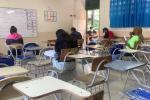 Algunos colegios del municipio ya volvieron a clases a través de la alternancia.