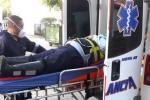 Por evitar puesto de control, motociclista en estado de embriaguez atropelló a agente de tránsito en Cartagena