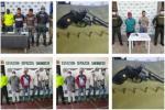 Policía Nacional en Sucre presenta balance operacional en lo que va del presente año, en cuanto a incautación de estupefacientes, delitos y captura de delincuentes.