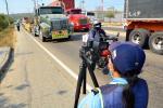 Controlar el exceso en los límites de velocidad en las vías
