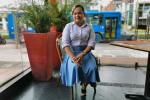 Mayerlis Angarita, líder social