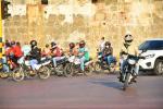 Suspenden día sin moto en Cartagena