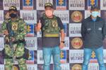 Secuestrado liberado por el Gaula Militar y el CTI de la Fiscalía