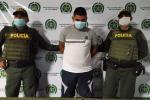Policía en Sucre captura a presunto delincuente que era solicitado por homicidio agravado y porte ilegal de armas de fuego
