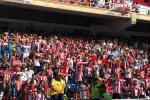 Hinchas del Junior de Barranquilla