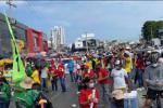 Marcha en Cartagena