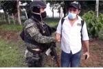 """Una persona victima de la modalidad"""" falso servicio"""" fue recuperada por la armada de Colombia"""