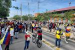 Marchas realizadas en Barranquilla
