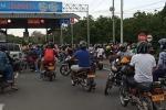 Bloquean peaje de Turbaco, impidiendo el ingreso y salida hacia Cartagena