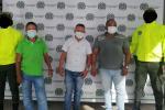 Policía en Sucre desmantela banda delincuencial denominada 'Los Falsos'