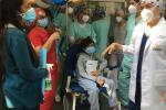 Niño recuperado del Covid-19 en Barranquilla