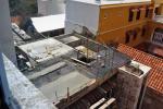 Propietarios de una obra que violaría el patrimonio en el Centro Histórico de Cartagena no acatan orden de suspensión