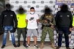 Cayó  Alias 'Richard' presunto jefe de sicarios del Clan del Golfo en Sucre