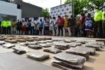 Capturados presuntos integrantes del Clan del Golfo en Cartagena