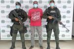 Cayó alias 'Espino' presunto jefe de finanzas del Clan del Golfo en Sucre