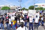 Movilización en el municipio de Valledupar en el mes de mayo