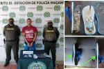 Pilado con 'Narco chancletas'