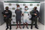Fueron capturados en centro comercial