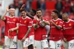 Manchester United goleó al Leeds