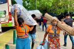 Los nativcos llevan 4 meses en Montería