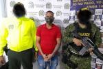 Cayó Alias 'El Cangrejo´ presunto cabecilla Instructor Político-militar del GAO Clan del Golfo, Subestructura Manuel José Gaitán