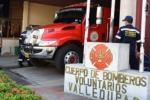 Los trabajadores de la línea de fuego aseguraron que les adeudan ocho meses de salarios