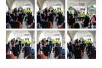 Con el fin de contrarrestar la extorsión, Gaula militar y policía se reunieron con gremio de hoteleros