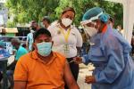 Hasta el momento solo alrededor de 70 mil personas se han vacunado