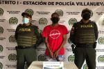 Presunto jefe de la pandilla 'Los Paquetrines'