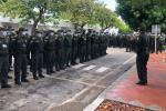 En las próximas horas llegaran a Valledupar 1.200 uniformados para reforzar la seguridad.