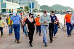 Essmar logró solucionar el daño de rebosamiento de aguas residuales en Santa Marta