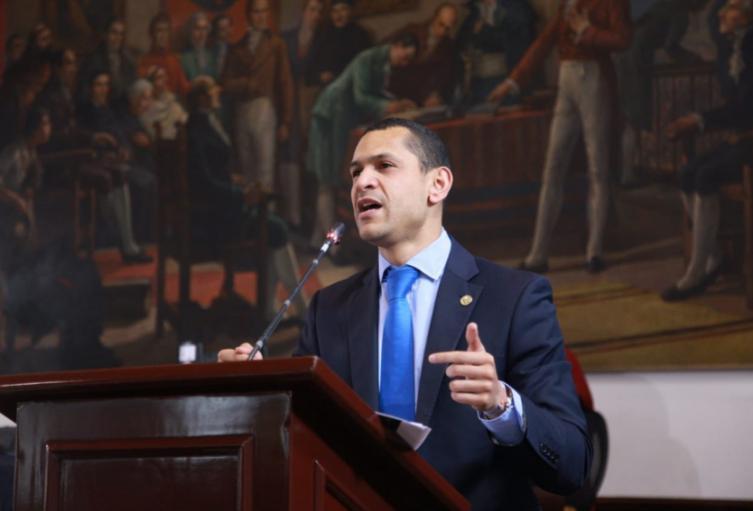 Daniel Palacios, viceministro del Interior