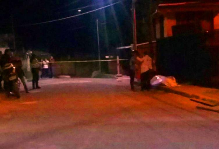 Homicidio de un joven en la comuna 13