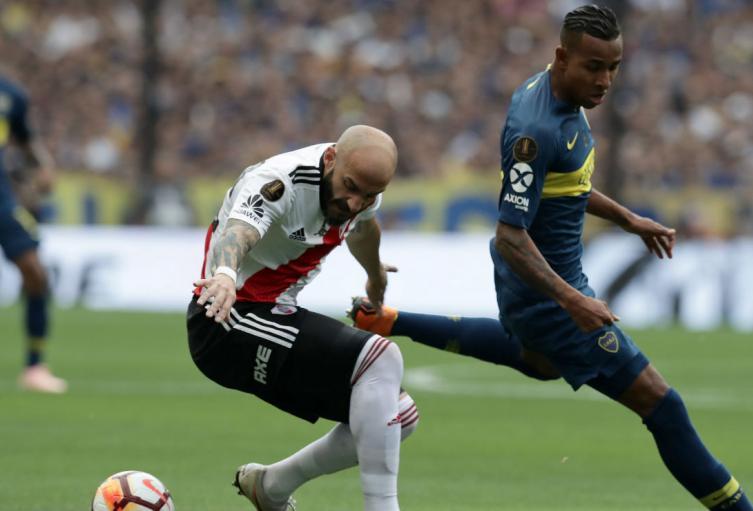 Boca Junior vs River Plate - Final Copa Libertadores